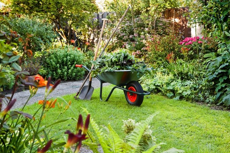 De tuin duurzaam inrichten